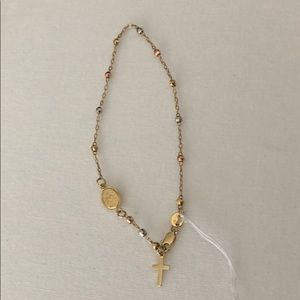 Jewelry - 14k gold rosary
